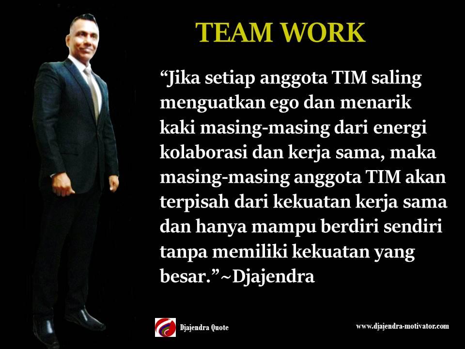 Kata Kata Motivasi Buat Team Work